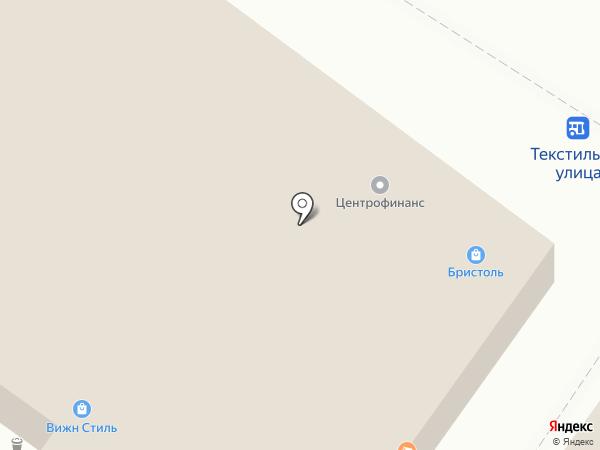 Магазин сладостей на карте Пскова