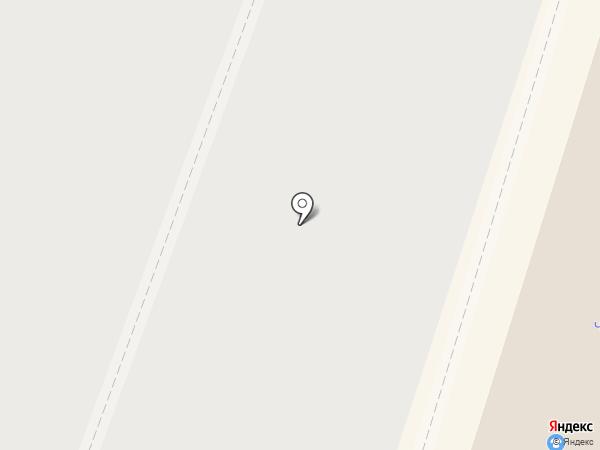 Улыбка Радуги на карте Пскова