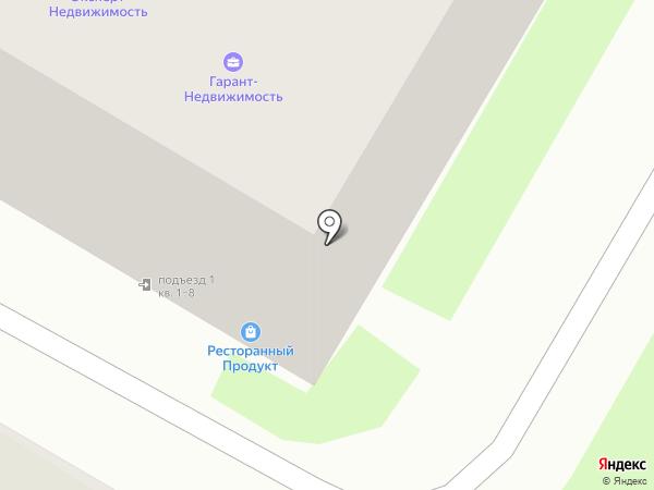 Гедеон-Псков на карте Пскова