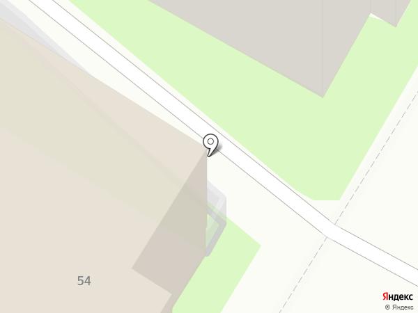 Техно Трейд на карте Пскова