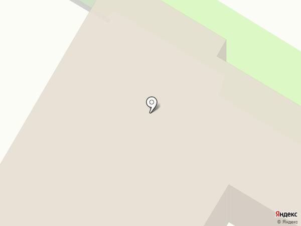 Следственный изолятор №1 на карте Пскова