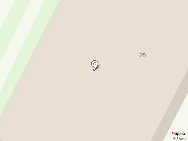 Машиностроитель на карте Пскова