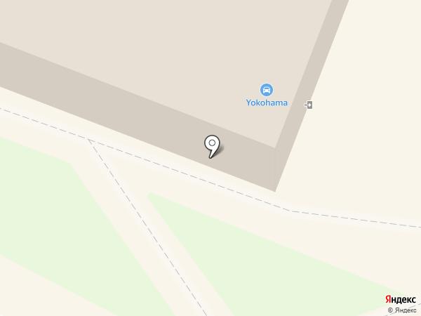 Авто Юнион на карте Пскова