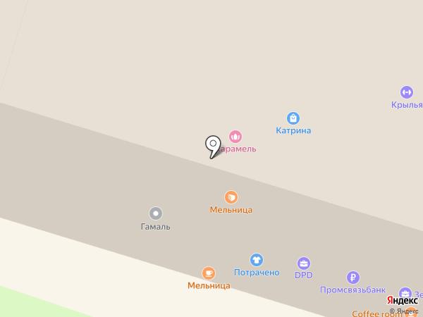 MD-Регион на карте Пскова