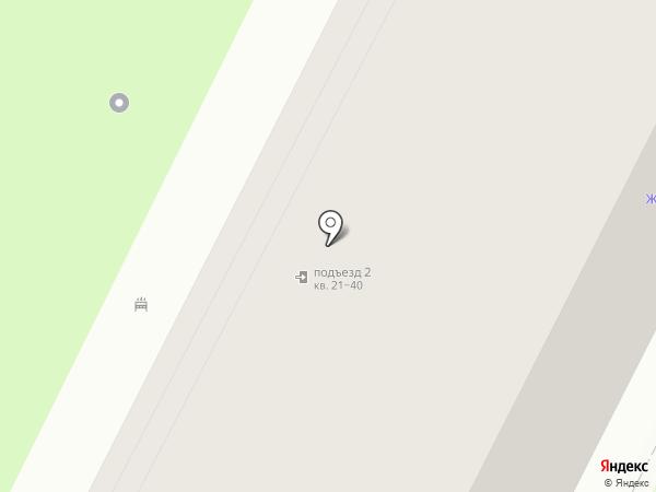 Море туров на карте Пскова