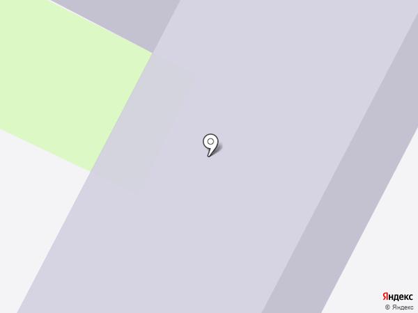 Избирательный участок №3 на карте Пскова