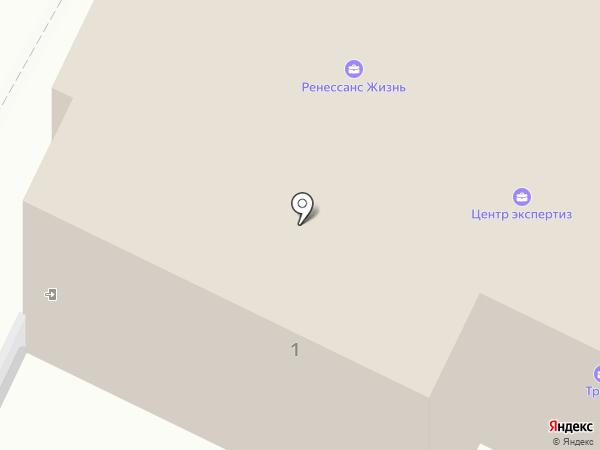 Уолл Стрит на карте Пскова