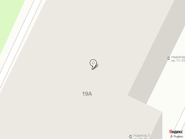 Garmin на карте Пскова