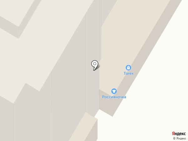 АвтоВояж на карте Пскова