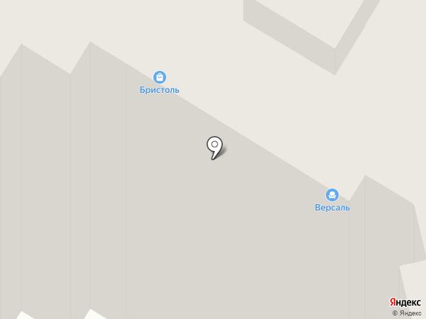 ЗОВ на карте Пскова