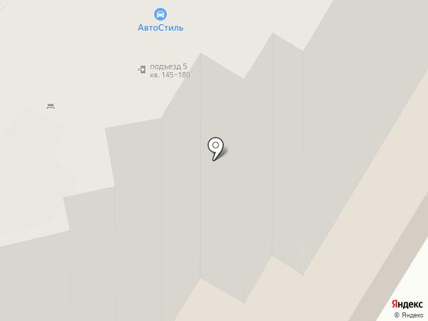 Юлмарт на карте Пскова