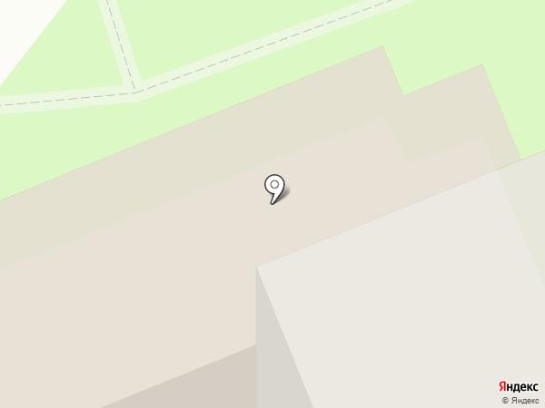 Вива на карте Пскова