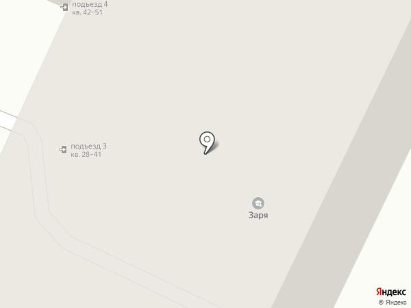 Мастерская Андреевой на карте Пскова