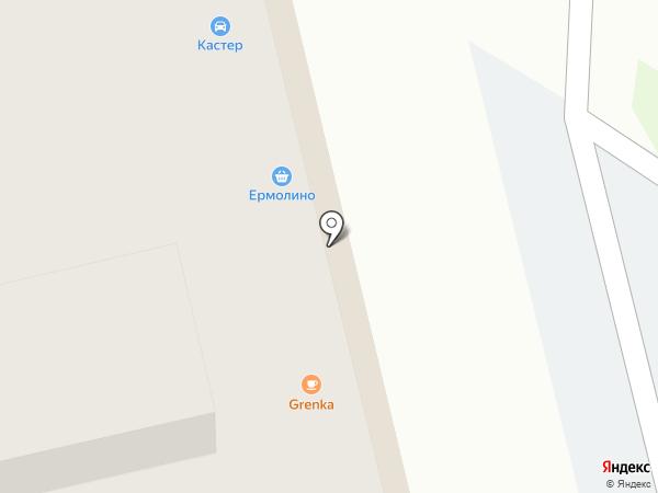 Банкомат, Росгосстрах банк, ПАО на карте Пскова