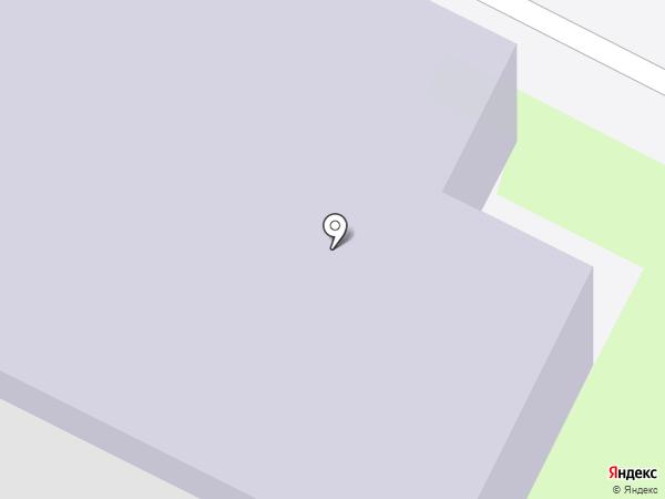 Юность, МБУ на карте Пскова