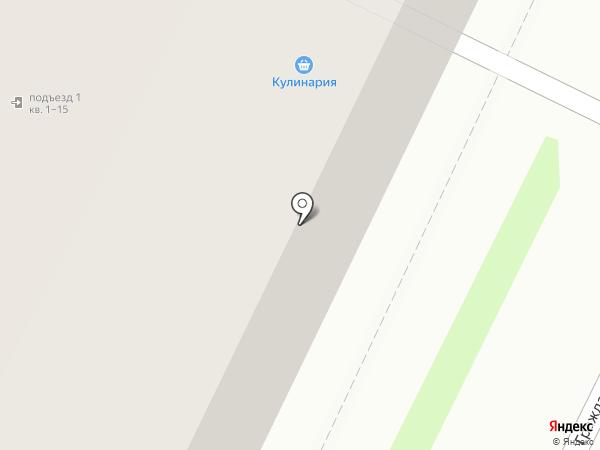 Кружечкинъ на карте Пскова
