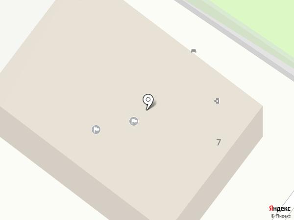 Областной центр медпрофилактики на карте Пскова