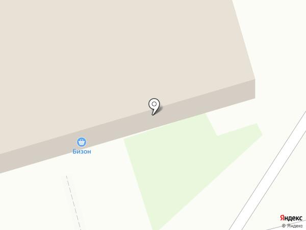 Saxara на карте Пскова