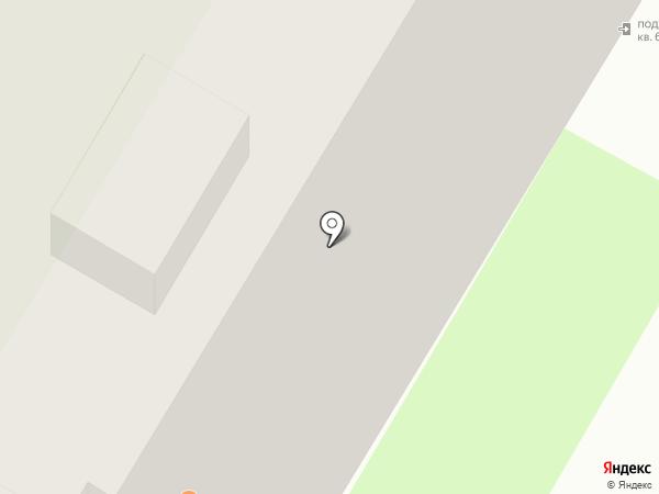 Вояж на карте Пскова