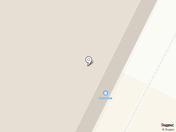 Центр крепежных изделий на карте Пскова