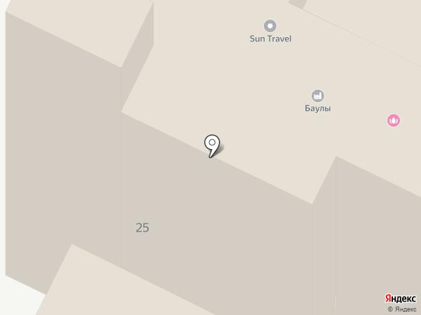 Коралловый клуб на карте Пскова
