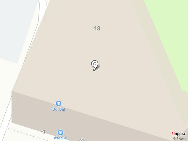 Вова на карте Пскова