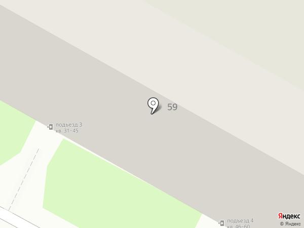 Инавто-Плюс на карте Пскова