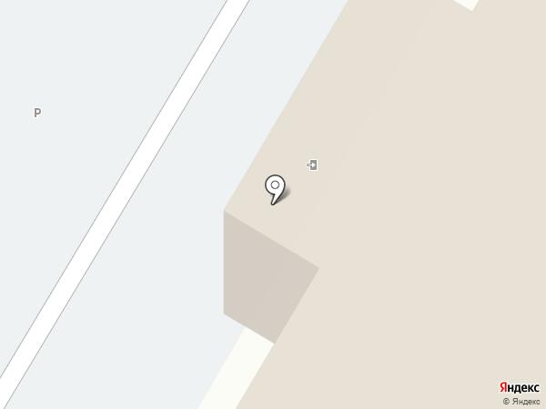 Межрайонный регистрационно-экзаменационный отдел ГИБДД на карте Пскова