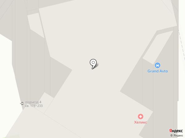 Регион 60 на карте Пскова