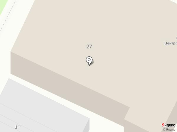 Государственный комитет Псковской области по труду и занятости населения на карте Пскова