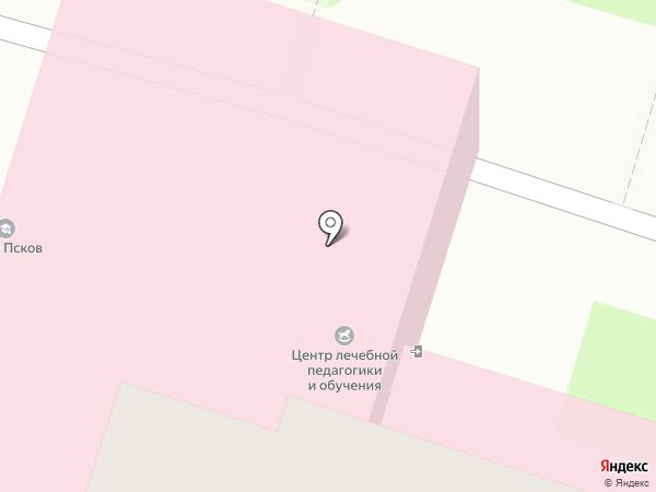 Лим-по-по на карте Пскова