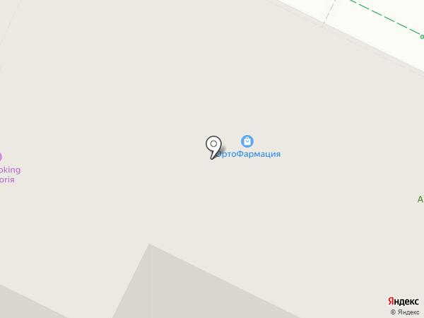 Магазин детской одежды на карте Пскова