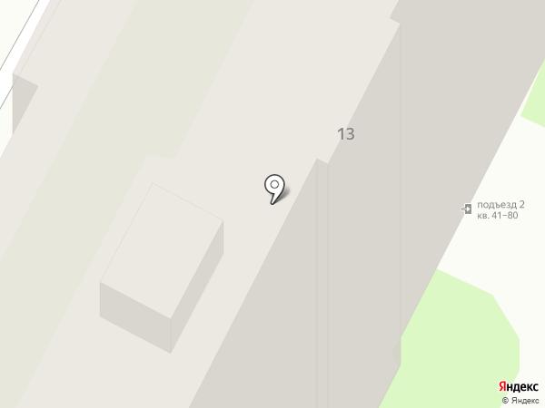 1С: Программатика на карте Пскова