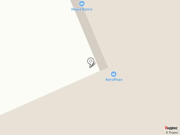 Псков АвтоРеал на карте Пскова