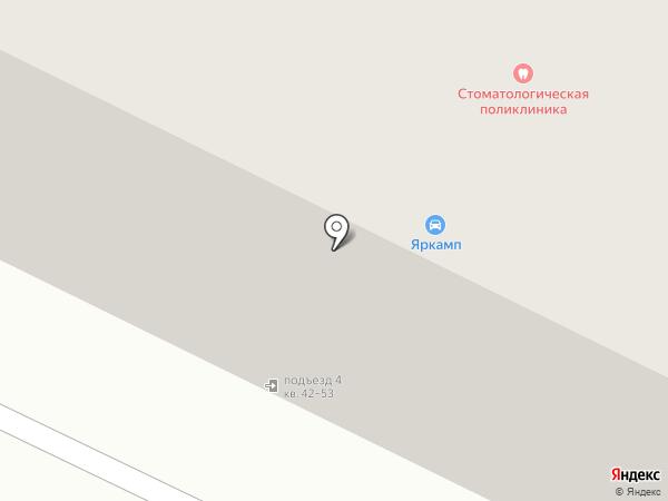 Sela на карте Пскова