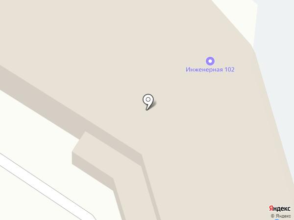Центр автомобильных услуг на карте Пскова