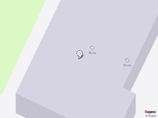 Специальная (коррекционная) школа №4 VI вида для обучающихся на карте Пскова