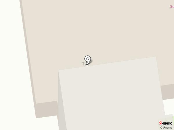 Лапушка на карте Пскова