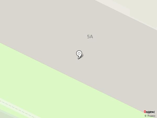 Избирательный участок №12 на карте Пскова
