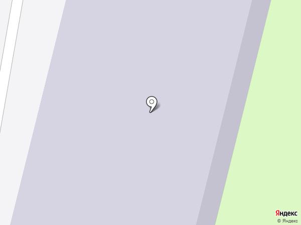 Избирательный участок №16 на карте Пскова