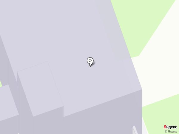 Смерч на карте Пскова