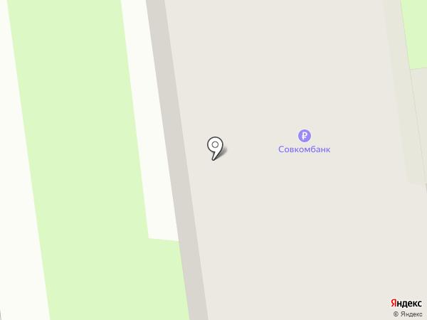 Абсолют на карте Пскова