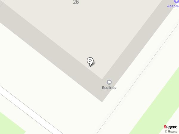 Санкт-Петербургский городской ломбард на карте Пскова