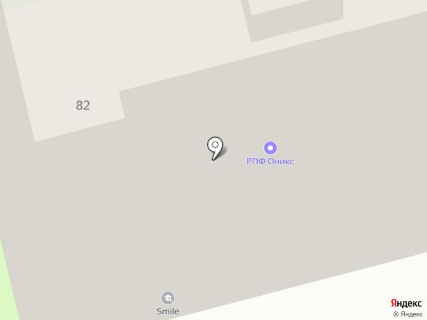Воскресенская на карте Пскова