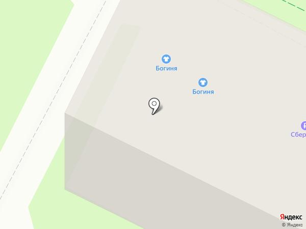 Банкомат, Восточный экспресс банк, ПАО на карте Пскова
