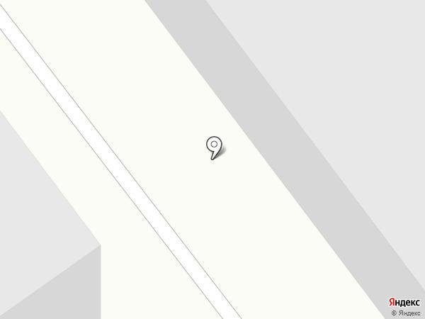 Стерх на карте Пскова
