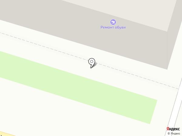 Мастерская на карте Пскова
