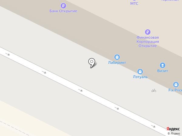 Happy Print на карте Пскова