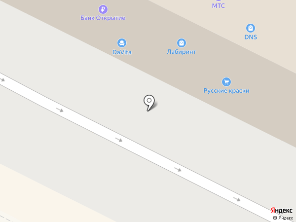 Мебель тут дешевле на карте Пскова