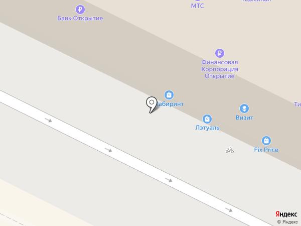 Красиво, дешево, удобно на карте Пскова